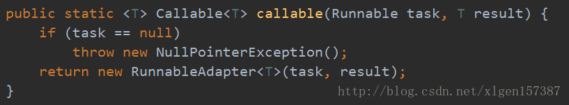 通过Executors.callable()方法转化为Callable.png